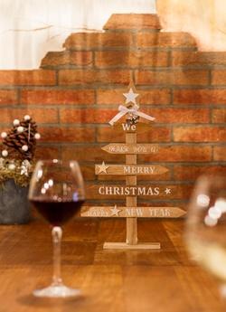kerst 2018 uit Uit eten met Kerst in Hoorn. Restaurant Brasserie de Rooie Kip. kerst 2018 uit